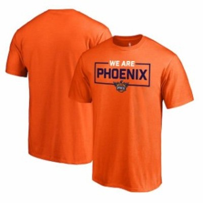 Fanatics Branded ファナティクス ブランド スポーツ用品  Fanatics Branded Phoenix Suns Orange We Are Iconic Colle