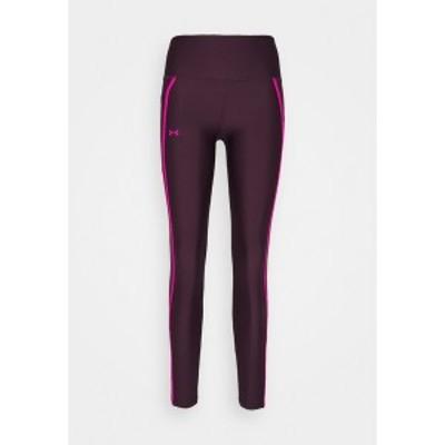アンダーアーマー レディース レギンス ボトムス SHINE LEGG  - Leggings - polaris purple polaris purple