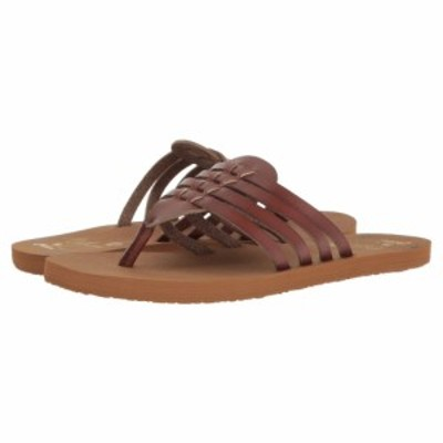 コビアン Cobian レディース ビーチサンダル シューズ・靴 Aloha Chocolate