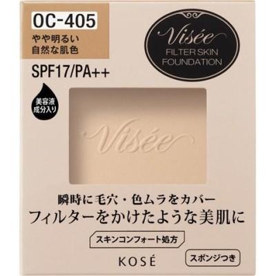 ヴィセ リシェ フィルタースキン ファンデーション レフィル OC-405 (10g)