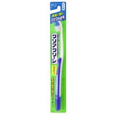 【歯ブラシ かため】花王 KAO クリアクリーン パワフルヘッド かため 1本入り 日用品・生活雑貨