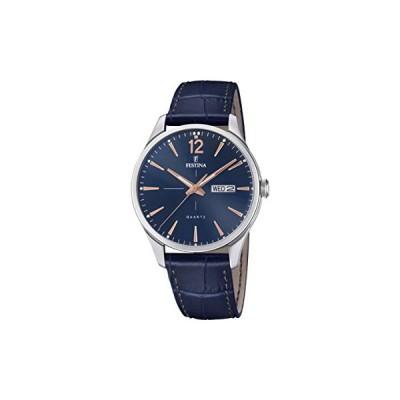 腕時計 フェスティナ フェスティーナ F20205/3 Festina Retro F20205/3 Mens Wristwatch Classic & S