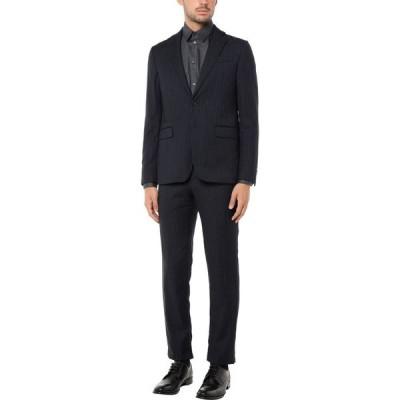 パルジレリ LAB. PAL ZILERI メンズ スーツ・ジャケット アウター Suit Dark blue