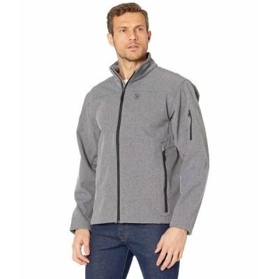 アリアト コート アウター メンズ Vernon 2.0 Softshell Jacket Charcoal