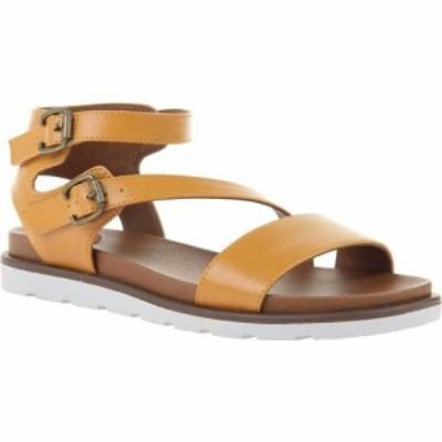 マデライン Madeline レディース サンダル・ミュール アンクルストラップ シューズ・靴 As If Ankle Strap Sandal Wheat Synthetic