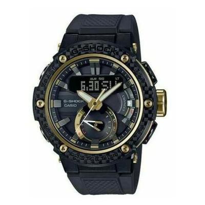 カシオ 腕時計 Casio G-Shock GST-B200X-1A9 Watch Smartphone Link Solar Case 50mm