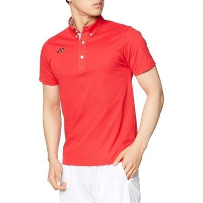 ヨネックス ユニゲームシャツ(フィットスタイル) (10342) 色 : フラッシュレッド サイズ : L