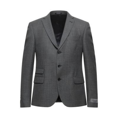 ダニエル アレッサンドリーニ DANIELE ALESSANDRINI テーラードジャケット 鉛色 50 バージンウール 100% テーラードジャケ