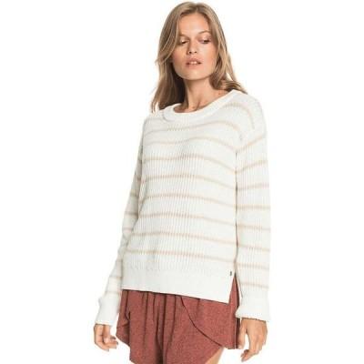 ロキシー Roxy レディース ニット・セーター トップス Flowy Mood Bico Sweater Tapioca