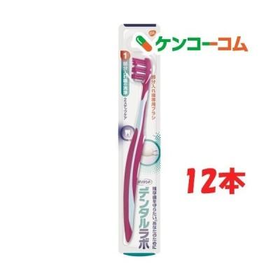 ポリデント デンタルラボ 部分入れ歯専用ブラシ ( 12本セット )/ ポリデント