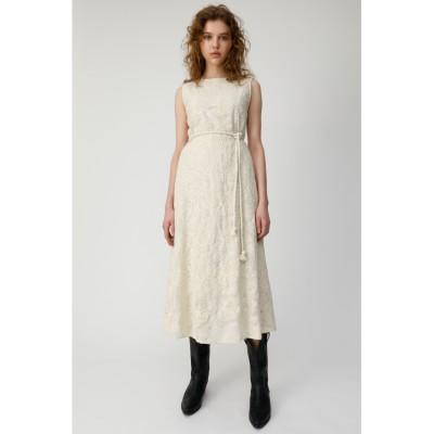 LACE SLEEVELESS ドレス