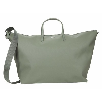 ラコステ ボストンバッグ バッグ レディース L.12.12 Concept Travel Shopping Bag Eclipse Blue/Nautical/Pimento