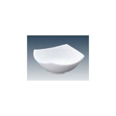 メラミン 菜津味小鉢 KD−301 ホワイト