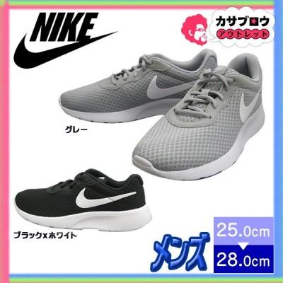 [NIKE] タンジュン njp812654 メンズ スニーカー カジュアル シンプル メッシュ マラソン ランニング 運動 スポーツ