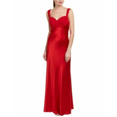 Red  ファッション ドレス Issue New York Gown 8 Red