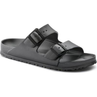 ビルケンシュトック Birkenstock レディース サンダル・ミュール シューズ・靴 Arizona EVA Sandals Metallic Anthracite EVA