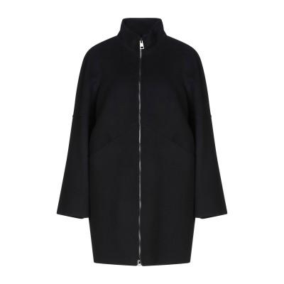 ONE コート ブラック 48 バージンウール 80% / ナイロン 15% / カシミヤ 5% コート
