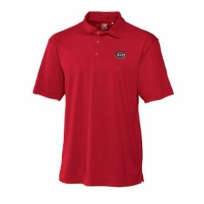 Cutter & Buck カッター アンド バック スポーツ用品  Cutter & Buck Cincinnati Reds Red Big & Tall DryTec Genre Pol
