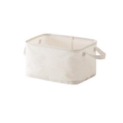 衣類収納袋 衣類収納ボックス グローゼット 収納ボックス 収納ケース 綿麻製 持ち手収納 雑品収納 小物収納 おもちゃ