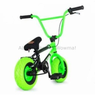 "BMX FatBoy Mini 10 ""BMX自転車用ファットタイヤFreestyle Bike Stunt Nuclear Gr"