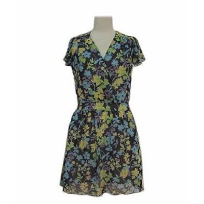 BUONA GIORNATA 花柄ドレープワンピース (Floral design drape dress) ボナジョルナータ 063171【中古】