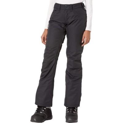 ロキシー Roxy レディース スキー・スノーボード ボトムス・パンツ Backyard Snow Pants True Black