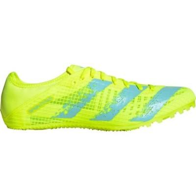 アディダス シューズ レディース 陸上 adidas Sprintstar Track and Field Cleats Yellow/Blue