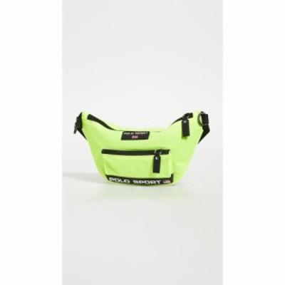 ラルフ ローレン Polo Ralph Lauren メンズ ボディバッグ・ウエストポーチ ウエストバッグ バッグ Polo Sport Nylon Waistpack Neon Yell