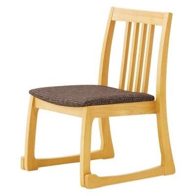 業務用木製椅子 豊富なカラー フウリ 和風座椅子 クレス