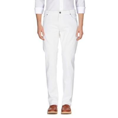 PT Torino パンツ ホワイト 31 コットン 98% / ポリウレタン 2% パンツ