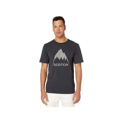 バートン Classic Mountain Short Sleeve Tee メンズ シャツ トップス True Black