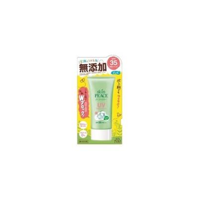 「グラフィコ」 スキンピース ファミリーUVジェル 80g SPF35/PA+++ (顔・からだ用) 「化粧品」