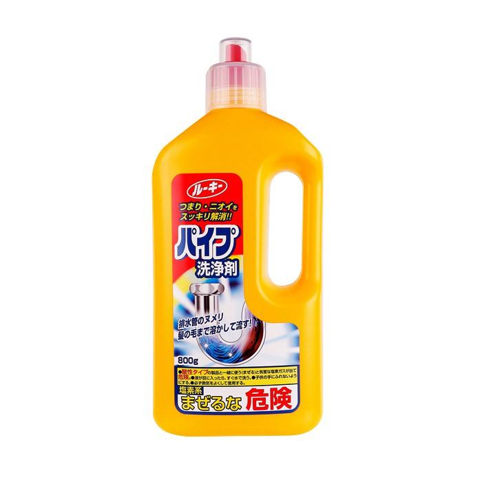 日本 第一石鹼 水管疏通消臭清潔劑800g【美日多多】
