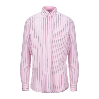 MIRTO シャツ ピンク 3 コットン 100% シャツ