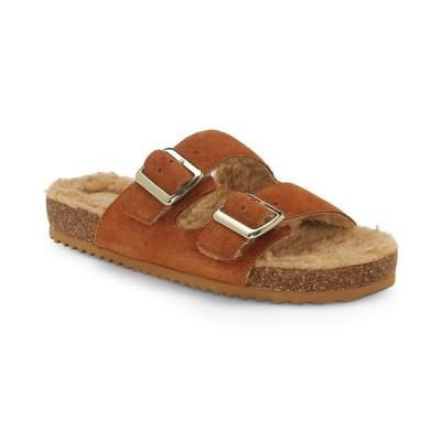 ヴィンスカムート サンダル シューズ レディース Women's Mannissa Sandals Cognac