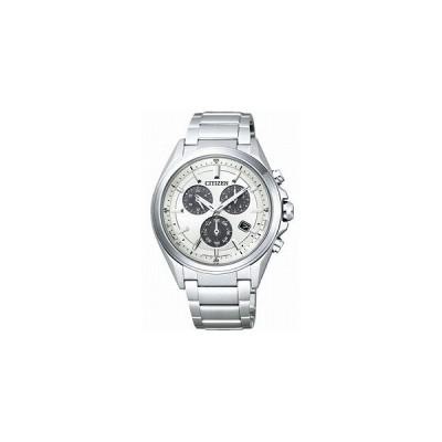 CITIZEN シチズン ATTESA アテッサ エコドライブ クロノグラフ メタルフェイス BL5530-57A メンズ腕時計