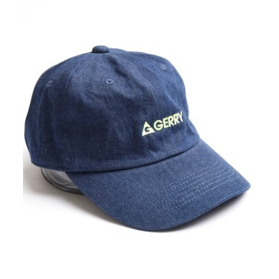 FUNALIVE / 【GERRY】デニムローキャップ MEN 帽子 > キャップ