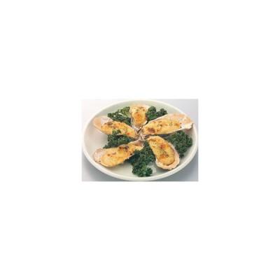 冷凍食品 グラタン 殻付かきグラタン 6個