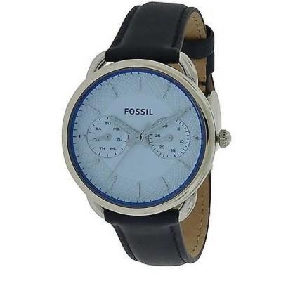 腕時計 フォッシル Fossil Tailor レザー レディース 腕時計 ES3966