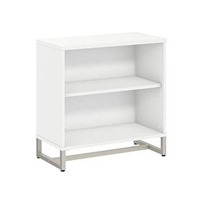 新品Bush Business Furniture Office by kathy ireland Method Bookcase Cabinet, Wh
