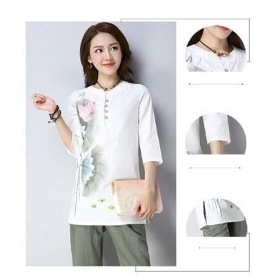 レディース Tシャツ 半袖 トップス KL無地 カジュアルTシャツ かわいい ゆったり 2019夏新作