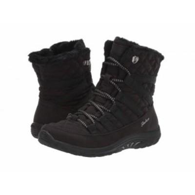SKECHERS スケッチャーズ レディース 女性用 シューズ 靴 ブーツ スノーブーツ Reggae Fest Moro Rock Black【送料無料】