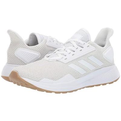 アディダス Duramo 9 レディース スニーカー Footwear White/Footwear White/Raw White