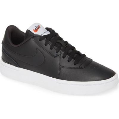 ナイキ NIKE レディース スニーカー シューズ・靴 Court Blanc Sneaker Black/Team Orange/White