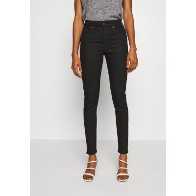 リーバイス メイド アンド クラフテッド デニムパンツ レディース ボトムス Jeans Skinny Fit - stay black