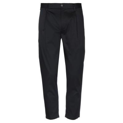 YES LONDON パンツ ブラック 30 コットン 97% / ポリウレタン 3% パンツ