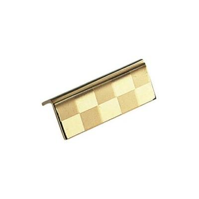 ステンレス 市松立箸置 ゴールド 1500803