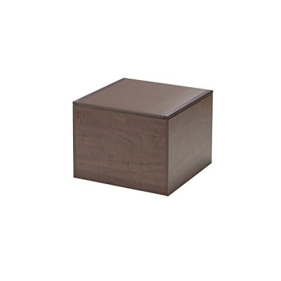PP樹脂畳ユニット ハイタイプ W60D60H45cm ブラウン PP-H60-BR