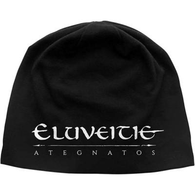 Eluveitie メンズ Ategnatos ビーニー ブラック