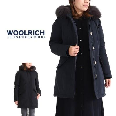 Woolrich ウールリッチ ファー付き ラグジュアリー アークティックパーカー FOX ダウンジャケット WWCPS2635 レディース